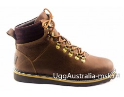 UGG MENS CAPULIN CHOCOLATE