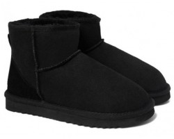 UGG MENS CLASSIC MINI BLACK