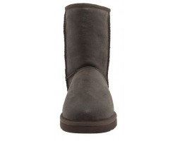 UGG MENS CLASSIC SHORT METALLIC СHOCOLATE