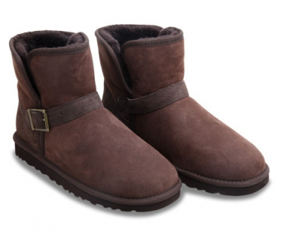 UGG MENS MINI DYLYN CHOCOLATE