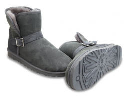 UGG MENS MINI DYLYN GREY