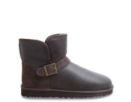 UGG MENS MINI DYLYN METALLIC CHOCOLATE