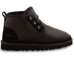 UGG NEUMEL METALLIC BLACK