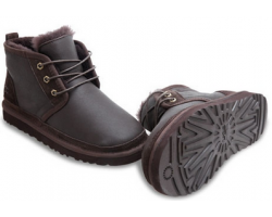 UGG NEUMEL METALLIC CHOCOLATE