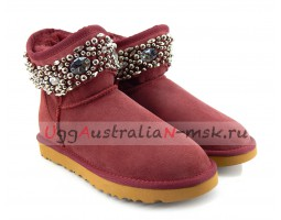 UGG & JIMMY CHOO CRYSTALS PORT