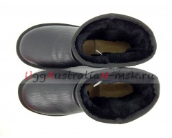 UGG WOMEN SUPREME LOUIS VUITTON BLACK