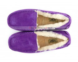 UGG ANSLEY PURPLE