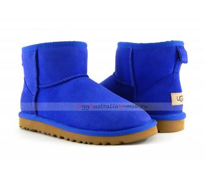 UGG CLASSIC II MINI ELECTRIC BLUE