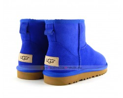 UGG CLASSIC II MINI ELECTRIC BLUE