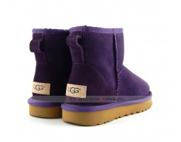 UGG CLASSIC II MINI PURPLE