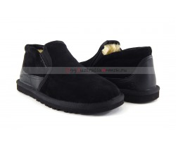 UGG MEN SLIP-ON TASMAN II BLACK