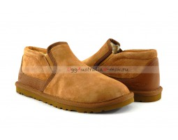 UGG MEN SLIP-ON TASMAN II CHESTNUT