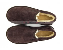 UGG MEN SLIP-ON TASMAN II CHOCOLATE