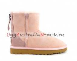 UGG MINI II ZIP PINK