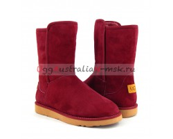 UGG SHORT ABREE II WINE