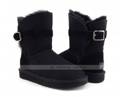 UGG SHORT II DAULYN BLACK