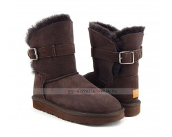 UGG SHORT II DAULYN CHOCOLATE