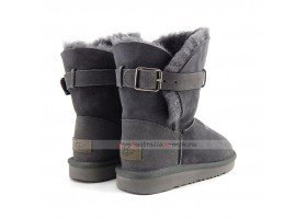 UGG SHORT II DAULYN GREY