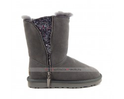 UGG SHORT II MARICE GREY