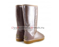 UGG TALL II METALLIC AZURE