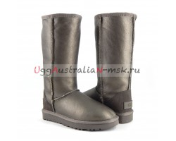 UGG TALL II METALLIC PEWTER