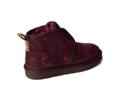 UGG NEUMEL FLEX CHOCOLATE