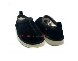 UGG SLIPPER X NEIGHBORHOOD TASMAN BLACK
