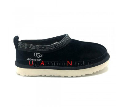 UGG MEN SLIPPER X NEIGHBORHOOD TASMAN BLACK