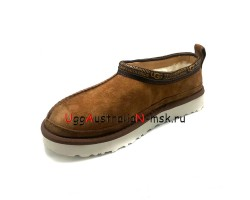 UGG SLIPPER X NEIGHBORHOOD TASMAN CHESTNUT
