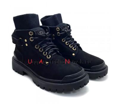 UGG MARTIN BOOTS BLACK