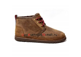 UGG MENS NEUMEL WATER PROOF BOOT CHOCOLATE