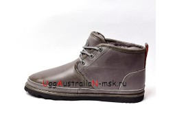 UGG MENS NEUMEL WATER PROOF BOOT GREY
