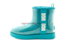 UGG CLASSIC MINI CLEAR WATER