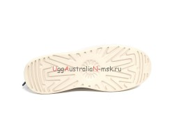 UGG CLASSIC BOOM SLIP-ON CHESTNUT