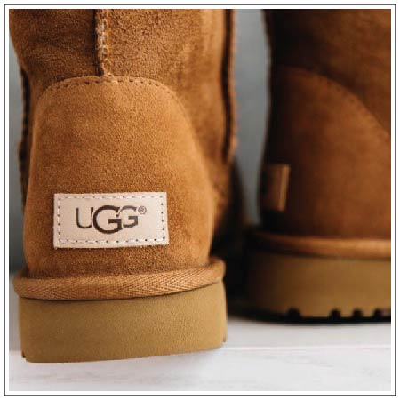 UGG & Jimmy Choo