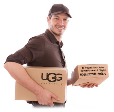 Купить UGG с доставкой по Москве и в регионы